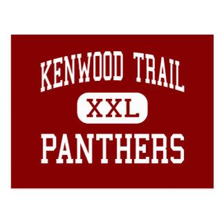 Kenwood Spur - Panther - Jüngeres - Lakeville Postkarte