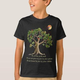 Kenyan-Natur-Sprichwort T-Shirt