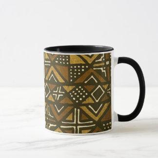 Kenyan-Schlamm-Stoff-Muster #1 Tasse