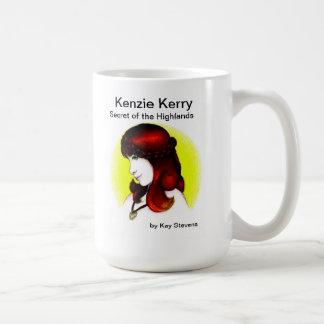 Kenzie Kerry - Geheimnis der Hochländer Kaffeetasse