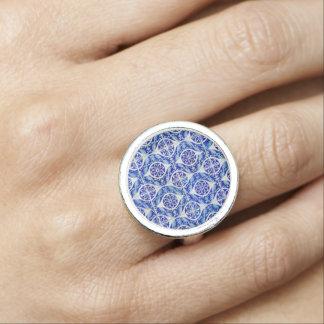 Keramikfliesen Ring