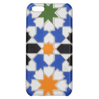 Keramikfliesen von Granada iPhone Fall iPhone 5C Hülle