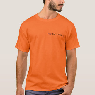 Kerbe vier+ Leichtathletik T-Shirt