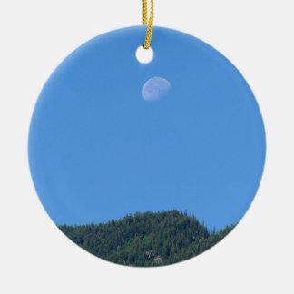 Keremeos Mond Keramik Ornament