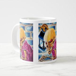 Kerker-Wächter-Tasse Extragroße Tassen