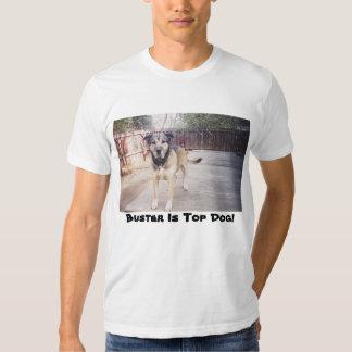 Kerl der SpitzenHundeshirt T-Shirts