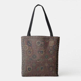 Kerman-Teppich-Tasche Tasche