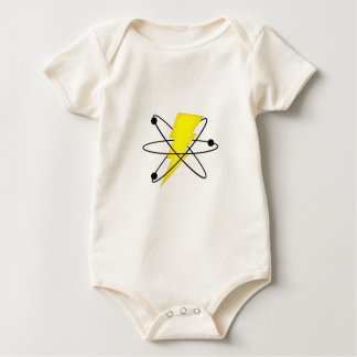 Kernwaffen-Power Baby Strampler