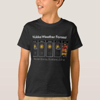 Kernwaffen-Wetter T-Shirt