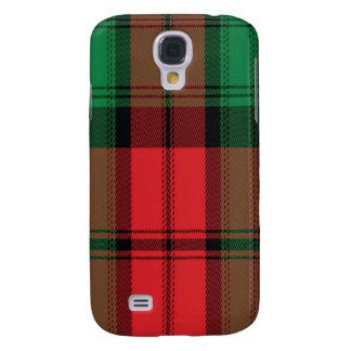Kerr schottischer Tartan Samsung rufen Fall an Galaxy S4 Hülle