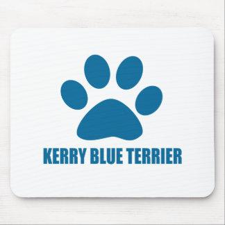 KERRY-BLAU-TERRIER-HUNDEentwürfe Mousepad