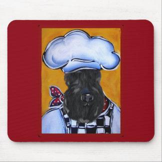 Kerry-Blau-Terrier-Koch Mousepad