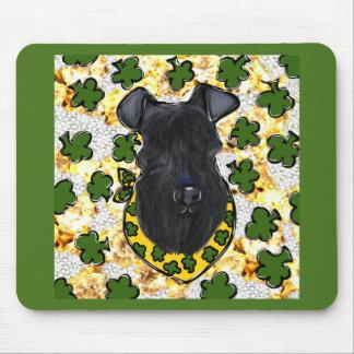 Kerry-Blau Terrier Mousepad