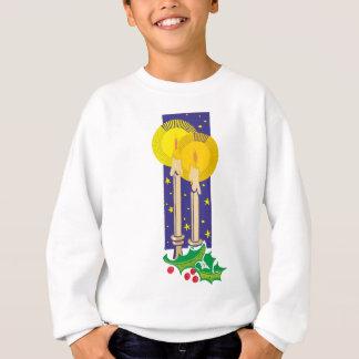 Kerzen candles sweatshirt