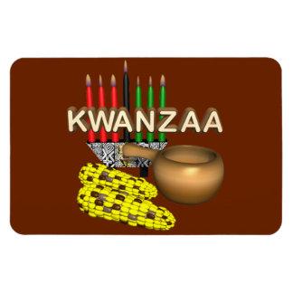 Kerzen von Kwanzaa -