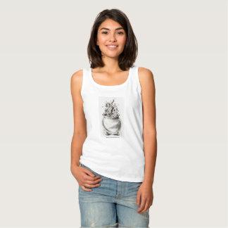 Kesselt-shirt Tank Top