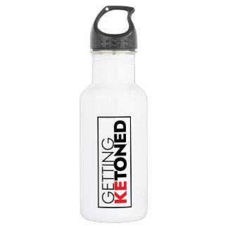 Ketoned 18 Unze-Flasche (Keton/Ketogenic Diät) Trinkflasche