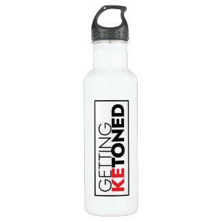 Ketoned 24 Unze-Flasche (Keton/Ketogenic Diät) Trinkflasche