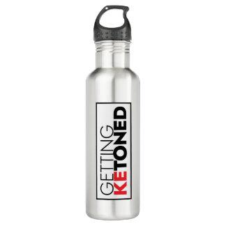 Ketoned 24 Unzestahlflasche (Keton-Diät) erhalten Trinkflasche