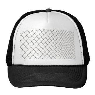 Kette verbundener Zaun Baseballcaps