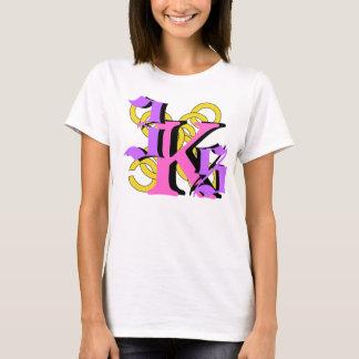 Ketten-T-Stück des Gold3ks T-Shirt