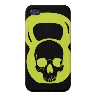 Kettlebell iphone Fall iPhone 4 Etui