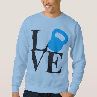Kettlebell Liebe Sweatshirt