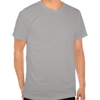 Kettlebell Patriot auf Weiß Tshirts