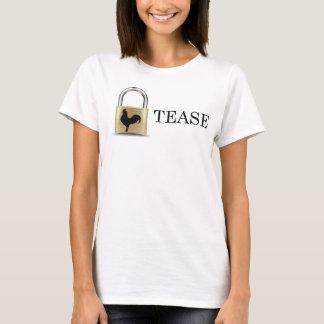 Keuschheits-Verschluss necken T-Shirt