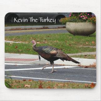 Kevin die Türkei - altes Wethersfield, CT Mauspads