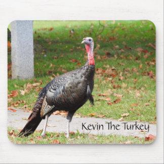 Kevin die Türkei - altes Wethersfield, CT Mousepads