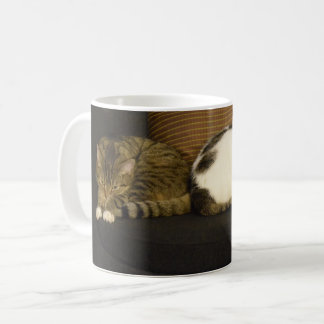 Kevin u. Schakaline Fan-Tasse Kaffeetasse