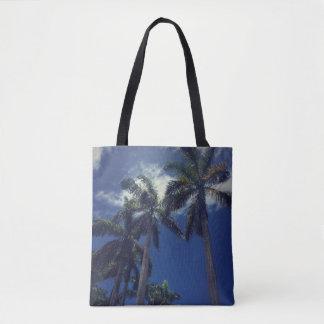 Key West bauschen sich Tasche
