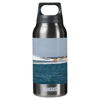 Key West-Bootfahrt Isolierte Flasche