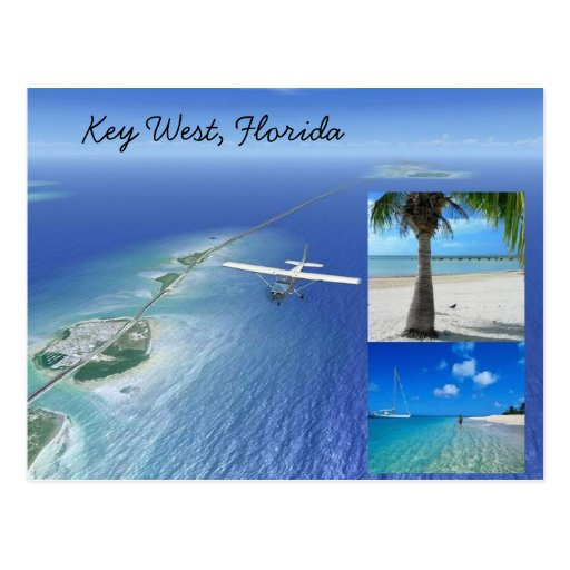 Key West, Florida Postkarten