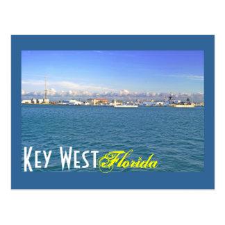 Key West, Florida, USA Postkarte