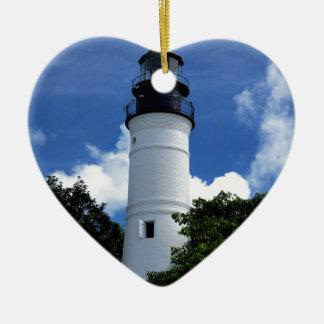 Key West-Leuchtturm Keramik Ornament
