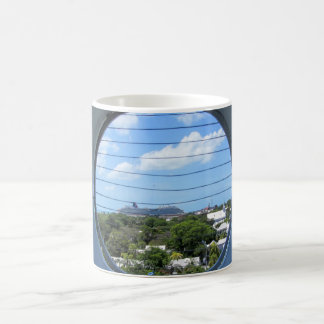 Key West sehen vom Leuchtturm an Kaffeetasse