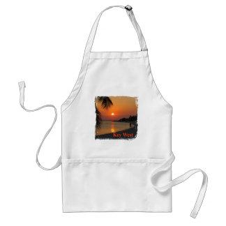 Key West-Sonnenuntergang Schürze