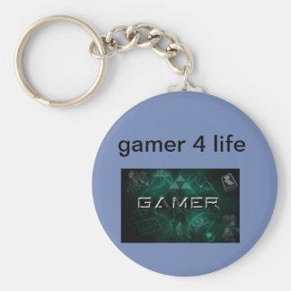 keychain für Gamers Schlüsselanhänger