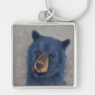 Keychain mit wunderlichem Bären #1 Schlüsselanhänger