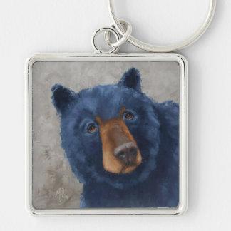 Keychain mit wunderlichem Bären #2 Schlüsselanhänger