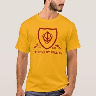 Khalsa - orange T - Shirt