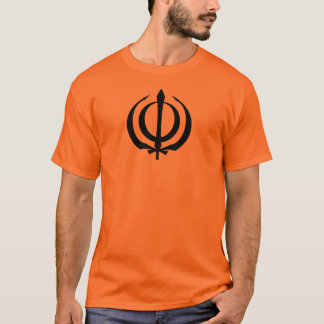 Khanda Klassiker T-Shirt