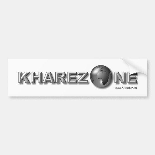 KHAREZONE: Car-Sticker Autoaufkleber
