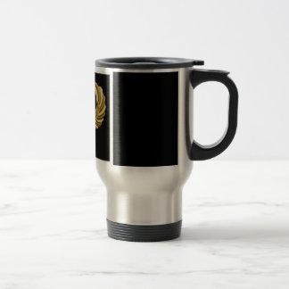 Khephera Käfer-Pendler-Kaffee/Tee-Tasse Reisebecher