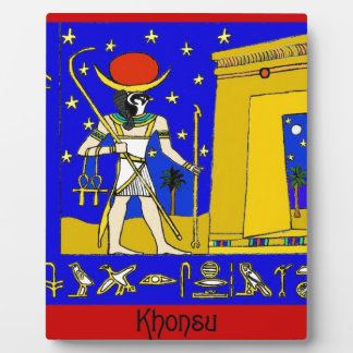 khonsu fotoplatte