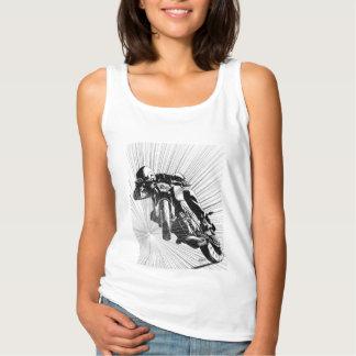 Kickass moto Shirt für Frauen