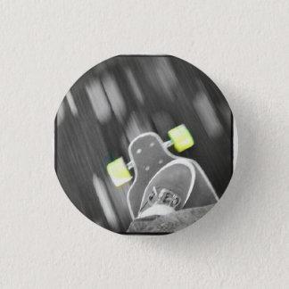 KickPush Knopf-Abzeichen Runder Button 2,5 Cm