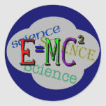 Kids Science T Shirts and Kids Gifts Sticker